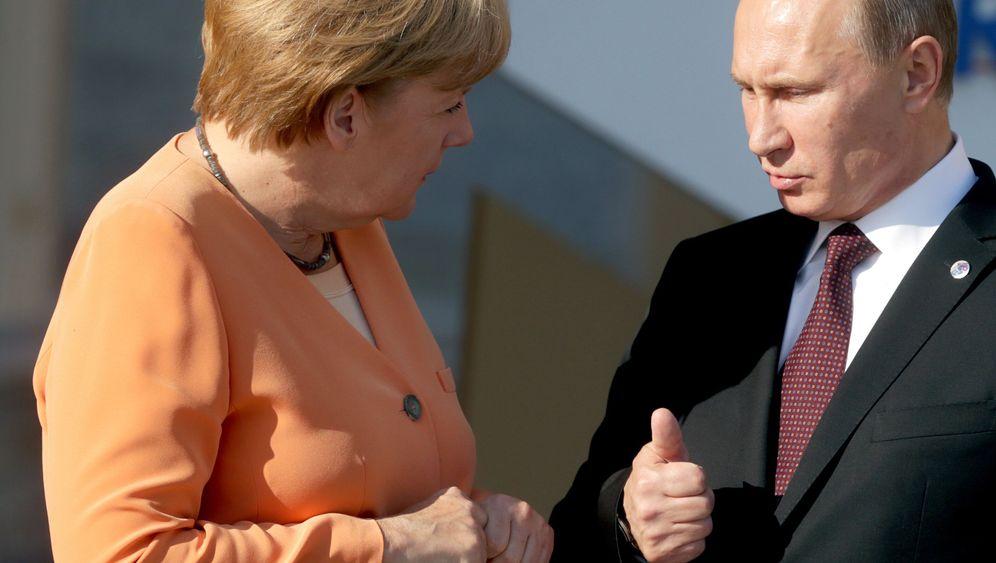 G20-Gipfel: Das deutsch-russische Stimmungstief