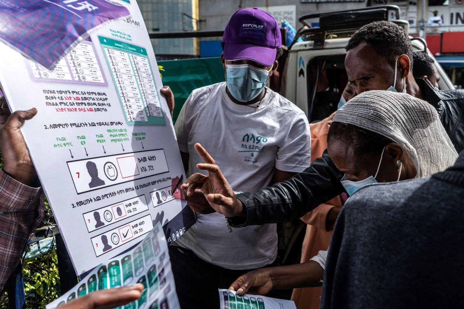 ETHIOPIA-POLITICS-ELECTIONS