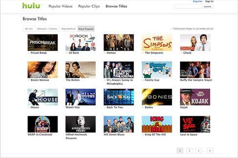 Startangebot (Ausschnitt): Satter Mix von neuen Blockbuster-Serien mit beliebten Klassikern