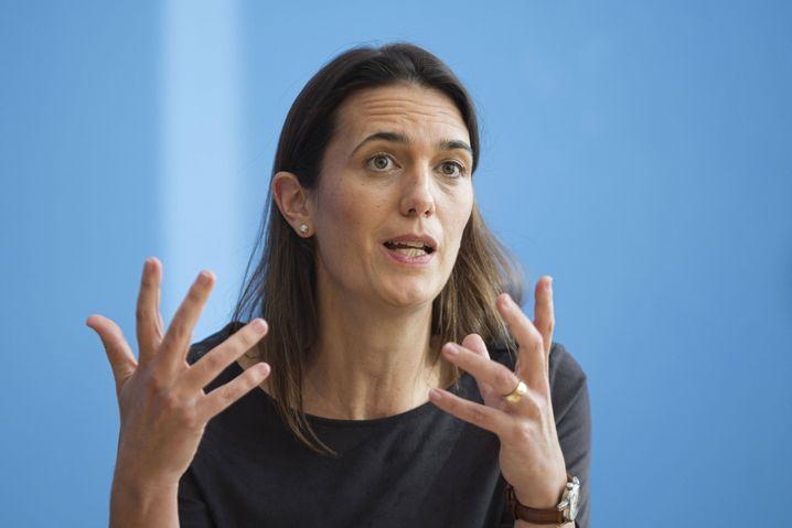 Virologist Melanie Brinkmann