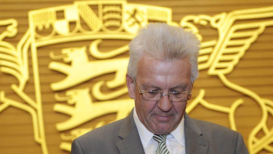 Stuttgart 21: Bürger zwingen Kretschmann zur Kehrtwende