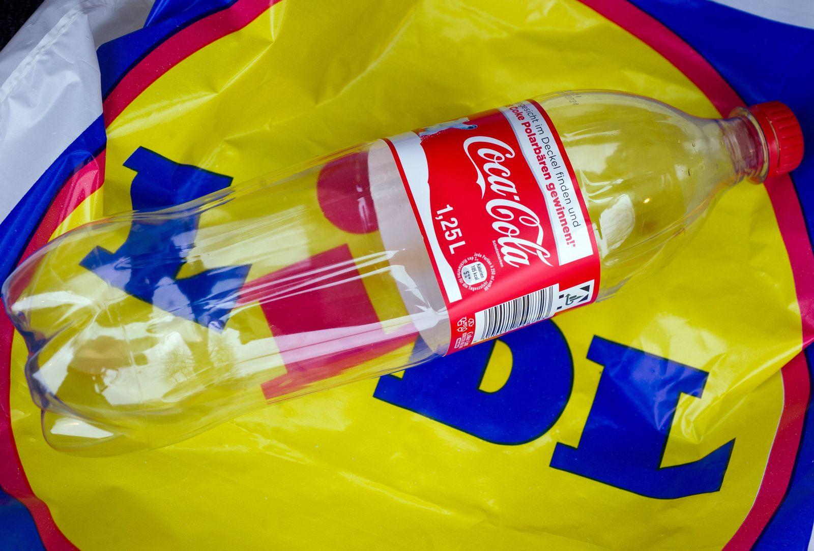 Lidl / Coca-Cola