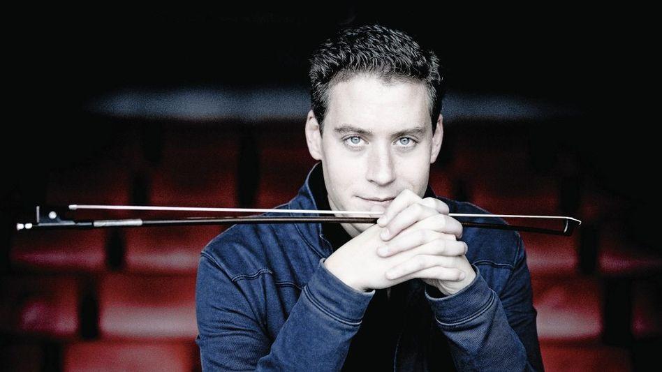 Violinvirtuose Kristóf Baráti