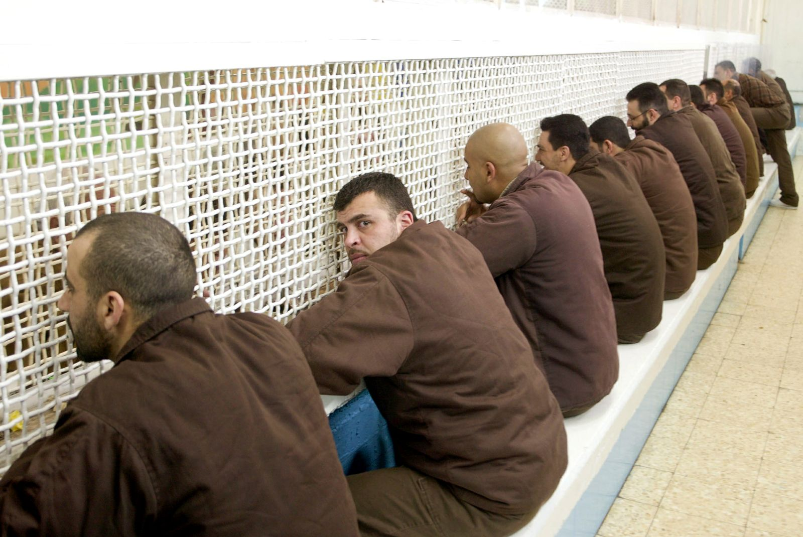 NICHT MEHR VERWENDEN! - Ramla / Israel / Ayalon Gefängnis