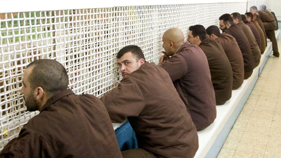 Ajalon-Gefängnis in Ramla (Archivfoto aus dem Jahr 2005): Wer sitzt in der Abteilung 15?