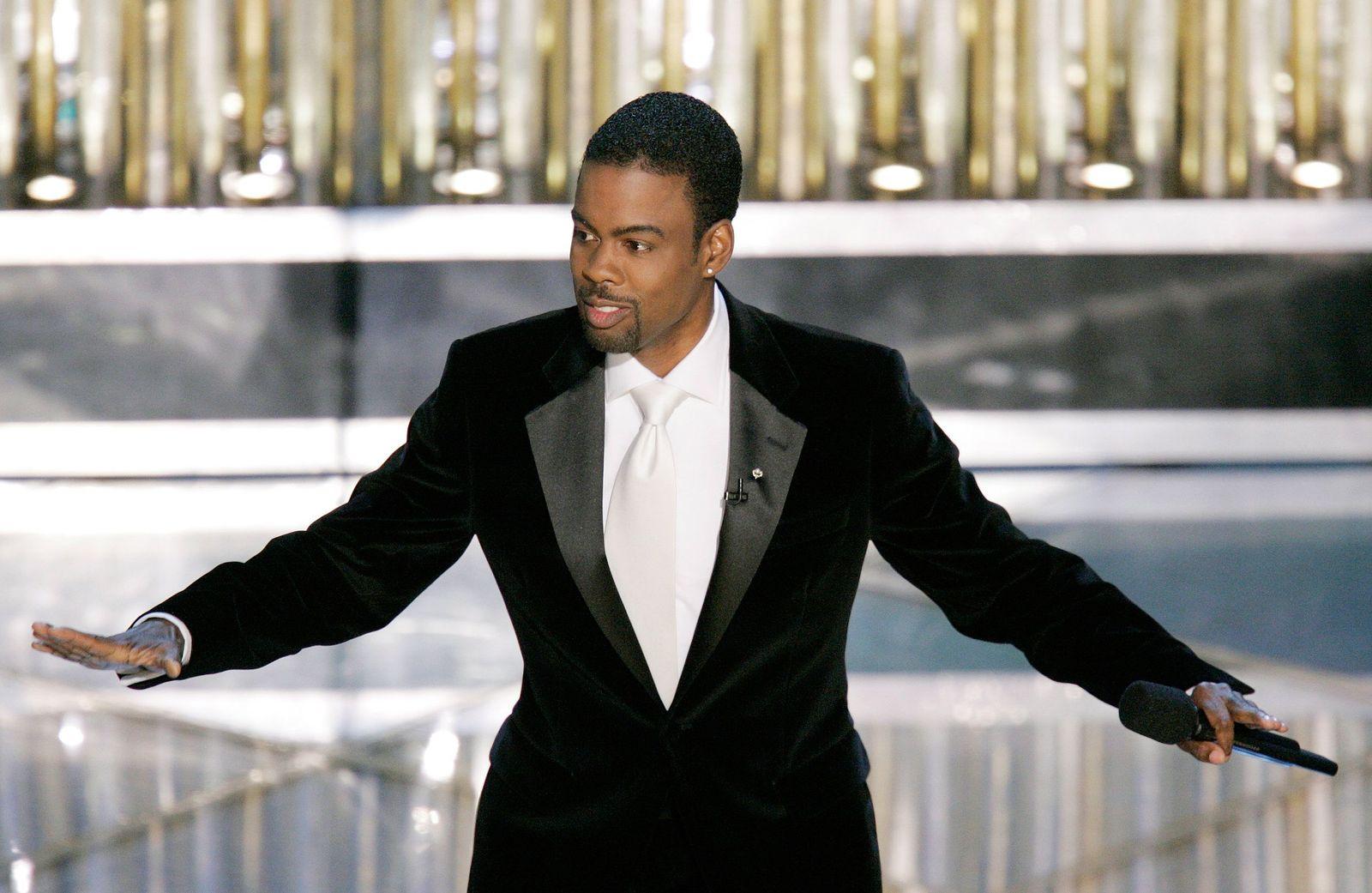Oscars/ Chris Rock
