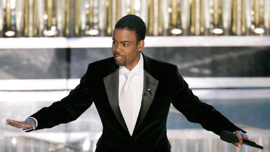 Er kehrt zurück: Chris Rock wird zum zweiten Mal die Oscarverleihung moderieren