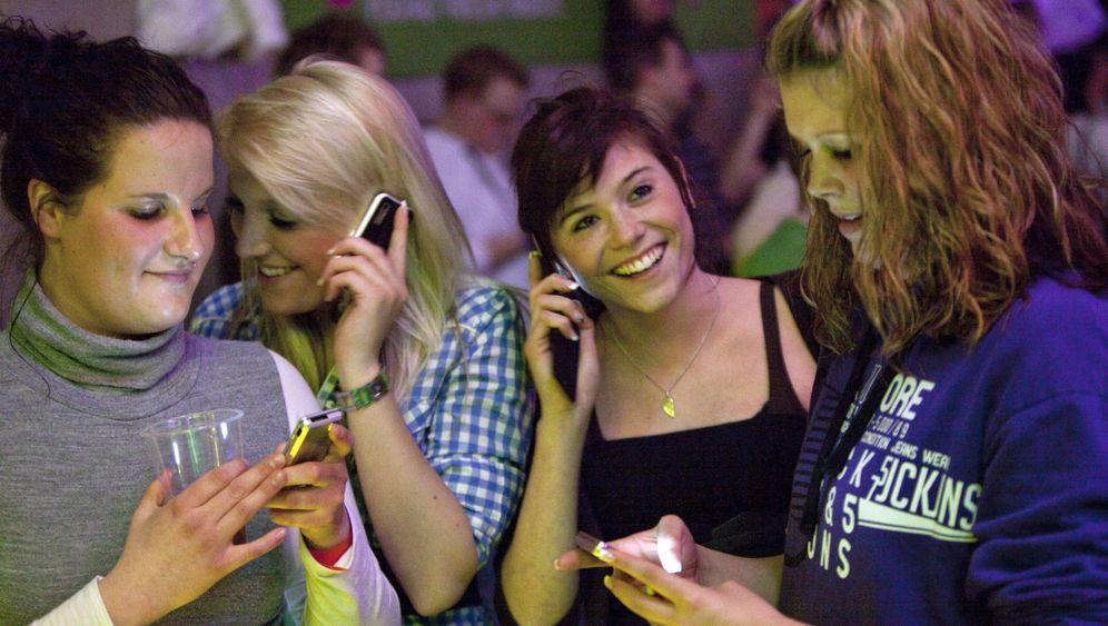 Mobile Kommunikation: Der digitale Schwarm