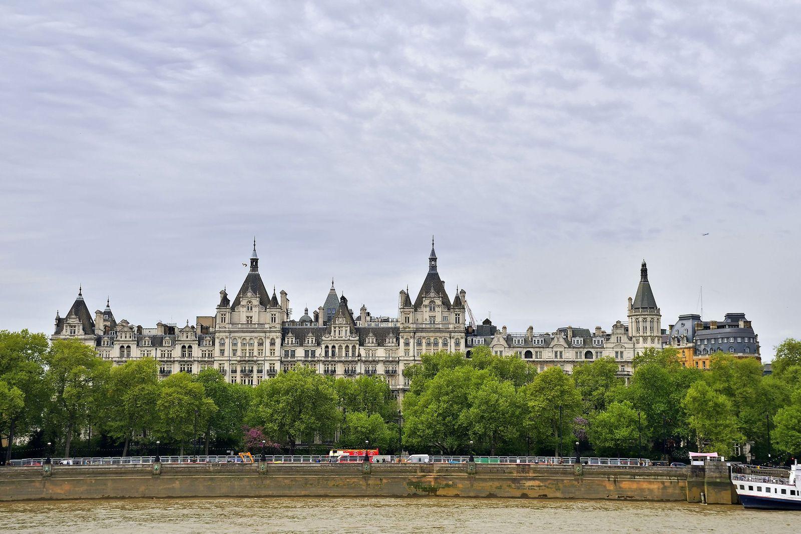 EINMALIGE VERWENDUNG Whitehall Court/ London