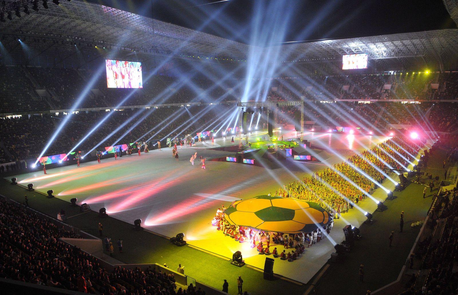 Ukraine/ Stadion