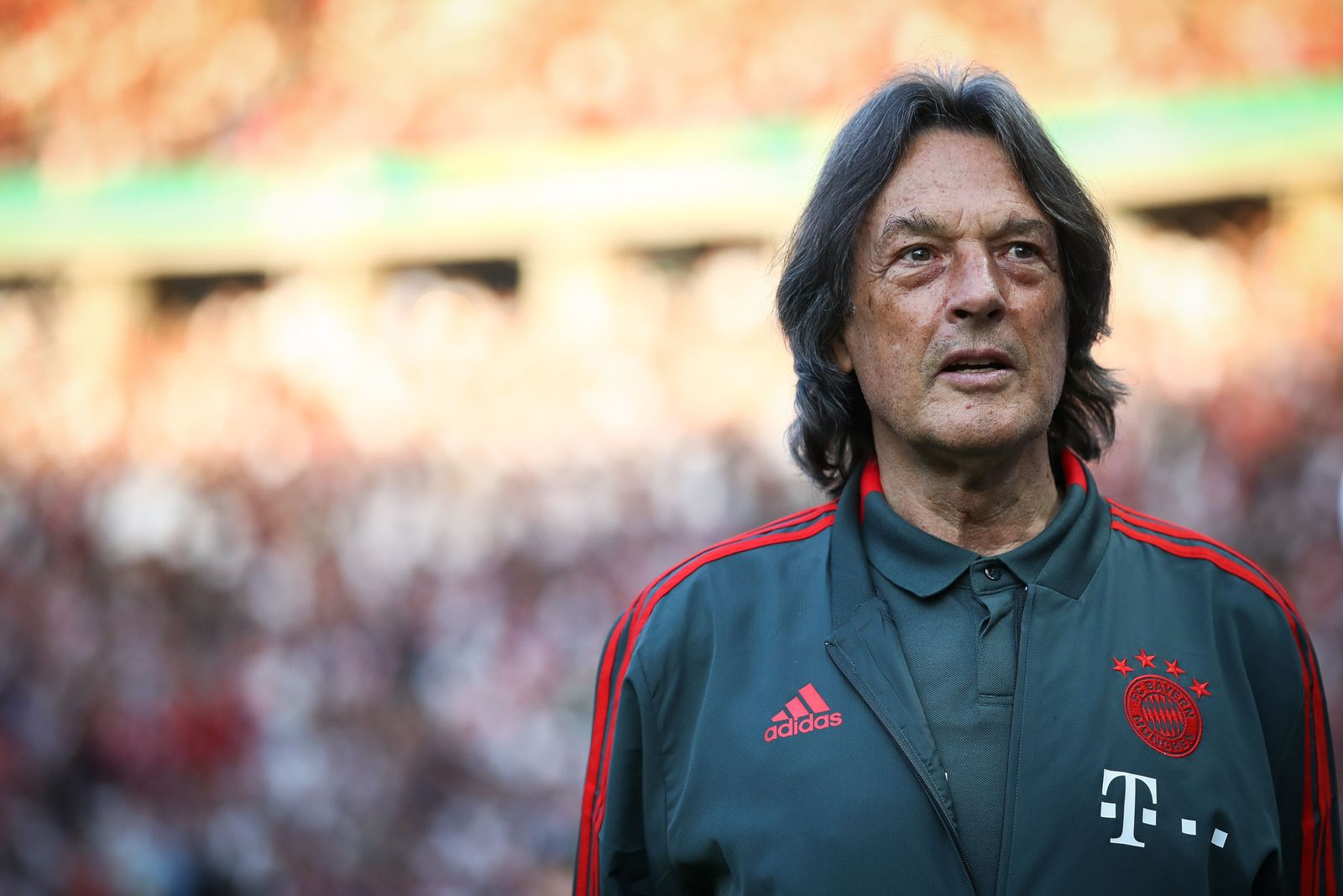 Hans-Wilhelm Müller-Wohlfahrt/ Vereinsarzt des FC Bayern München