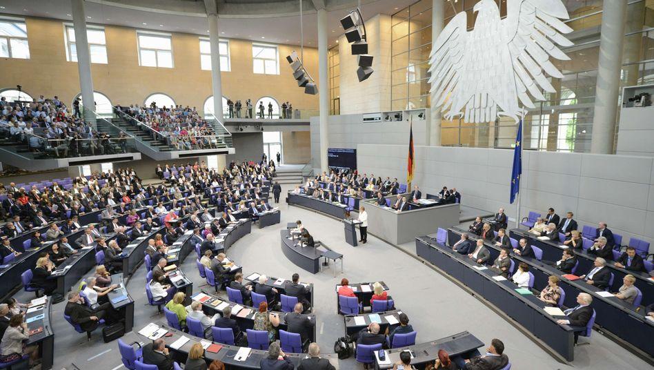Schlappe für Schwarz-Gelb: Karlsruhe erklärt Wahlrecht für verfassungswidrig