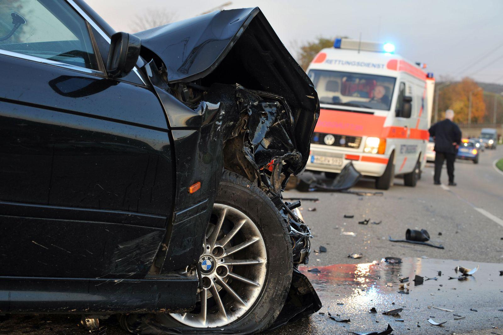 Autounfall / Unfall