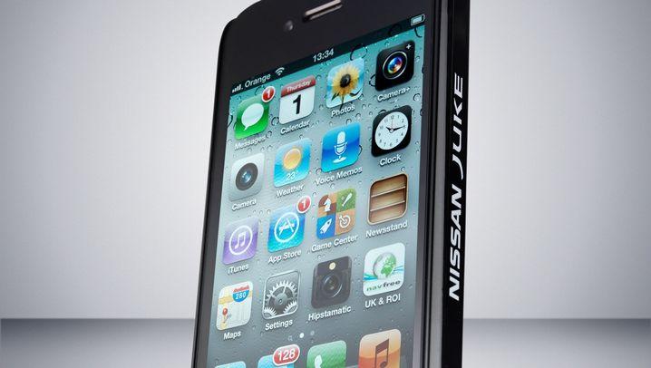 Autotechnik fürs Handy: Das Anti-Kratzer-iPhone-Case