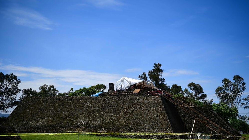 Archäologie: Der Tempel im Tempel