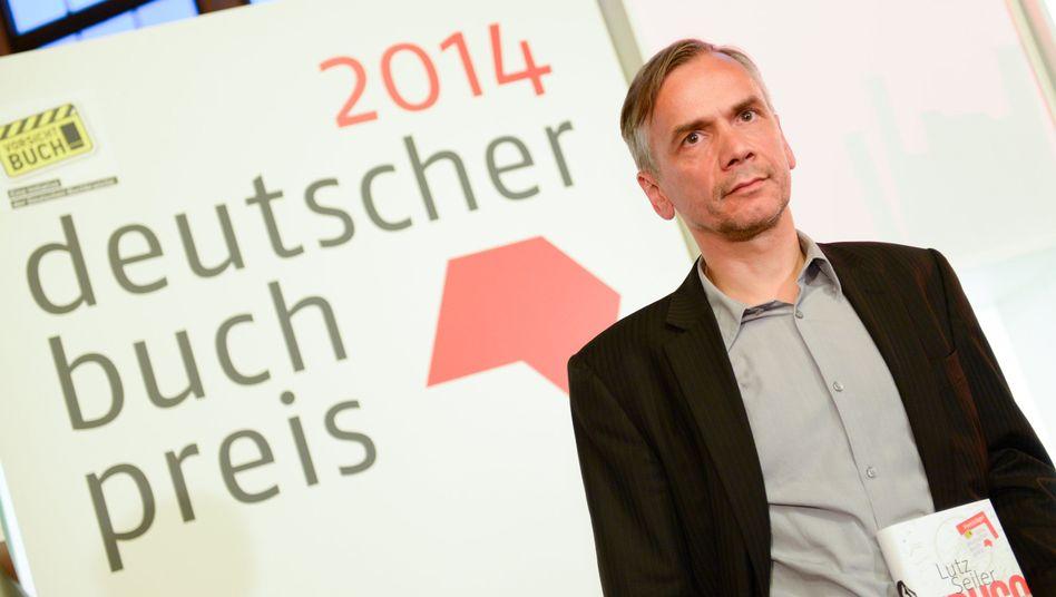 Lutz Seiler nach der Buchpreis-Verleihung: Kleinbürgerlich-wilde Form des Summer of Love