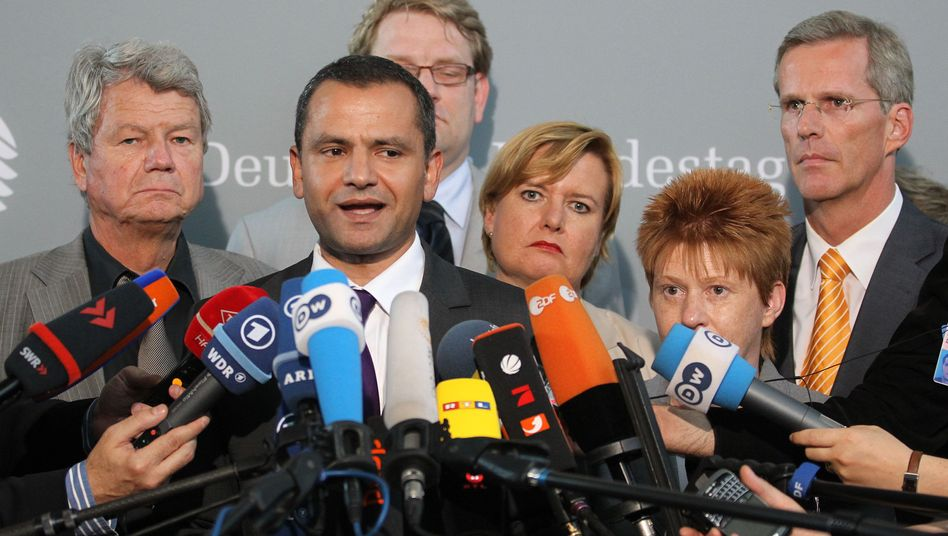 Untersuchungsausschuss-Vorsitzender Edathy: Ein bisschen Entlastung