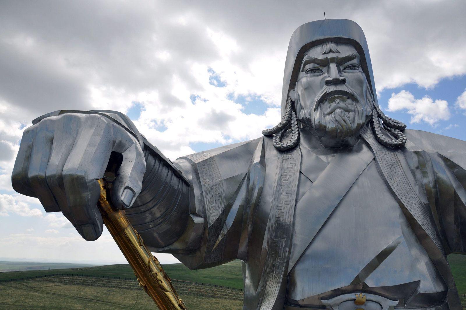 Dschingis Kahn/ Mongolei