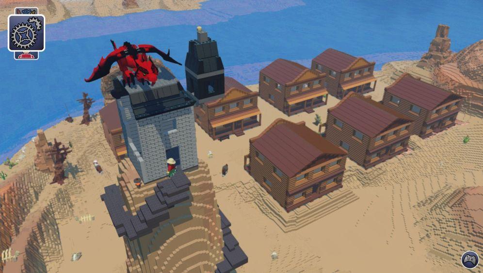 """Angespielt """"Lego Worlds"""": Klötzchenangriff auf """"Minecraft"""""""