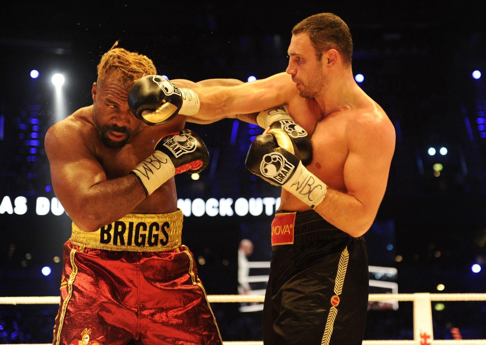 Klitschko Briggs