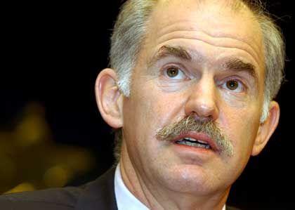 Papandreou: Die EU ist transparent, für Informationen muss man nicht das Telefon abhören