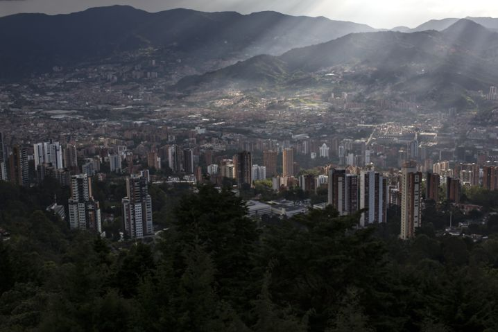 Metropole Medellín