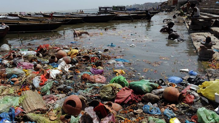 Mutter Ganga: Die heiligen Rituale der Pilger