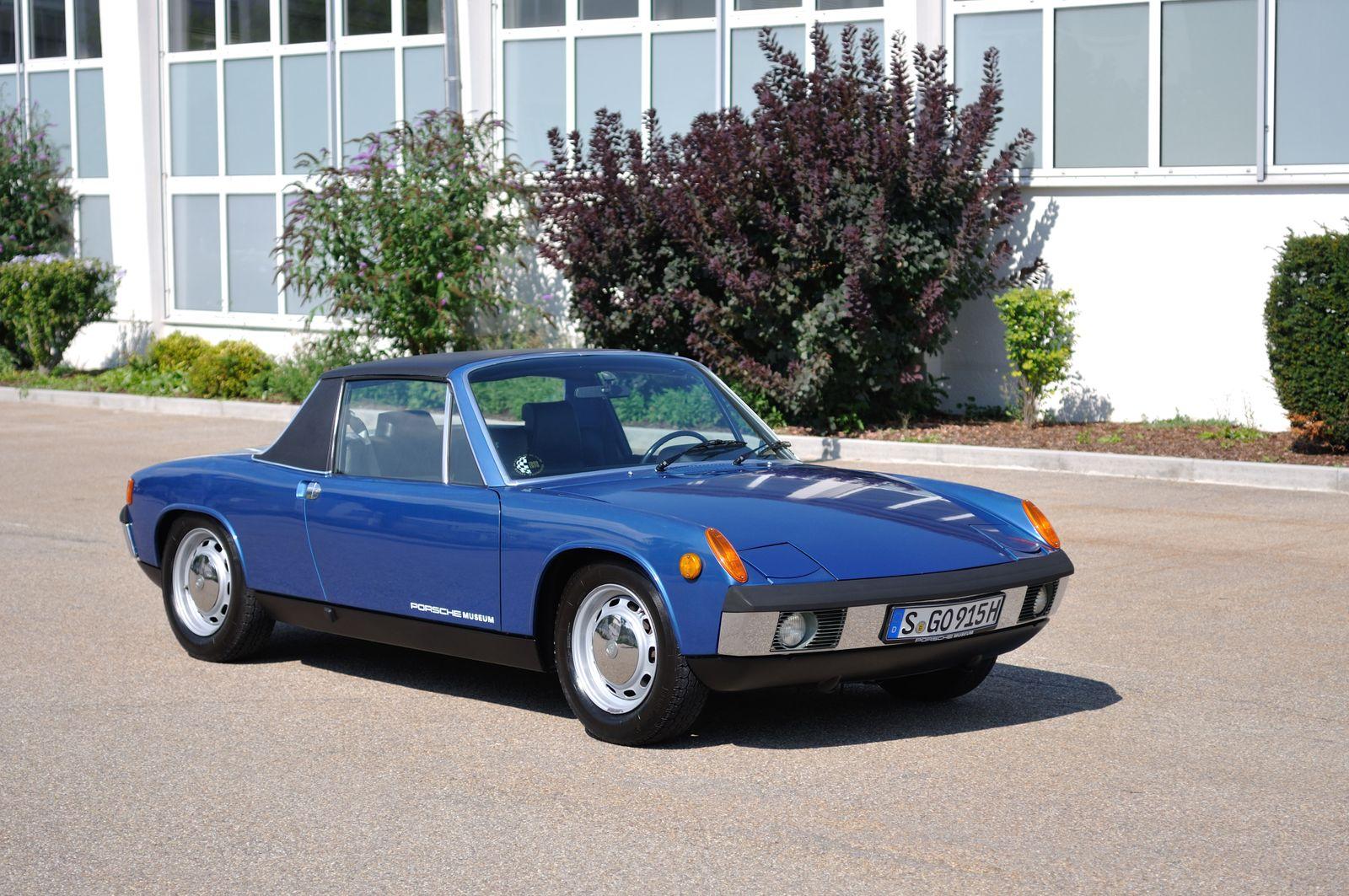 Der Porsche 914
