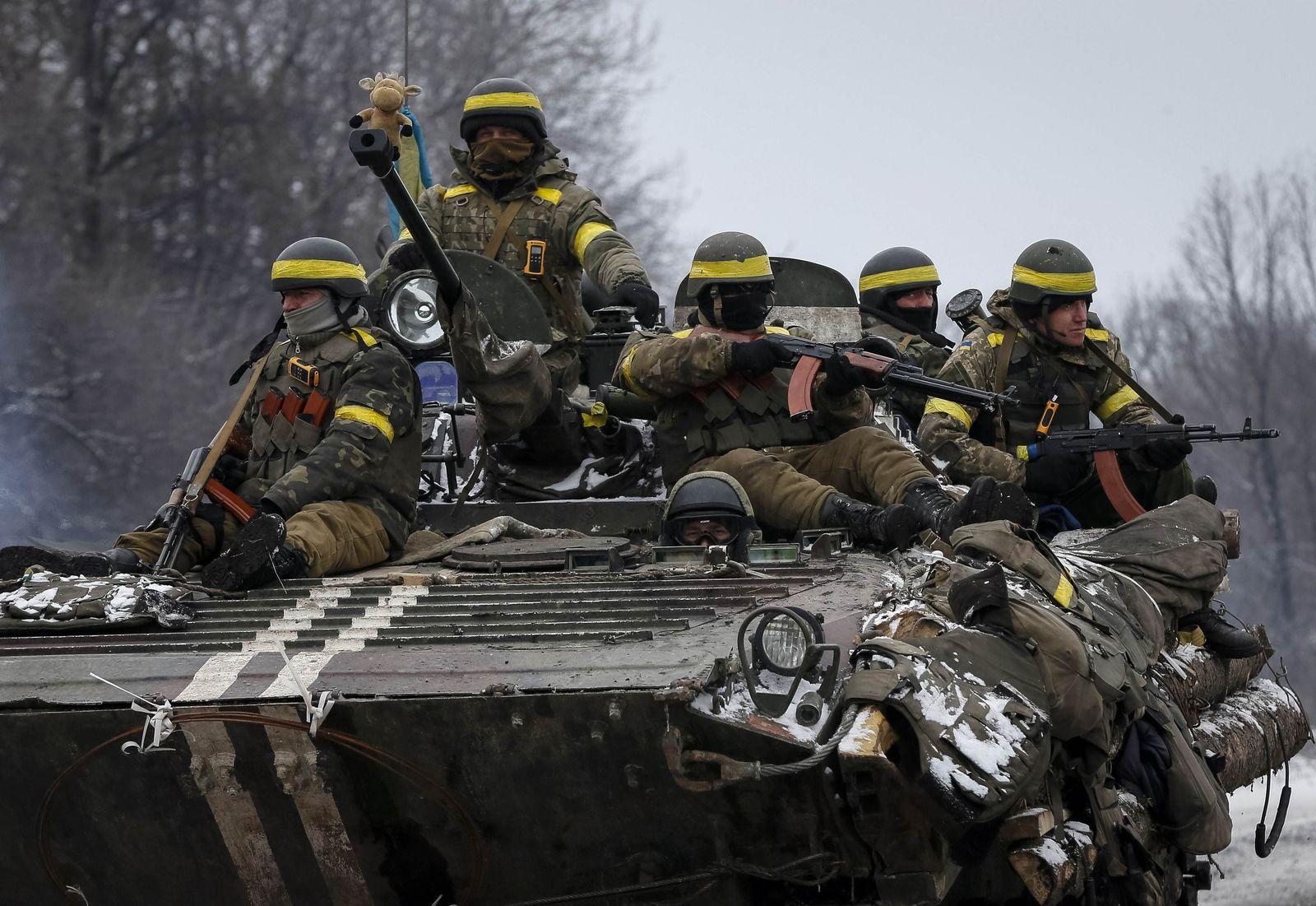 Ukraine/ Soldaten