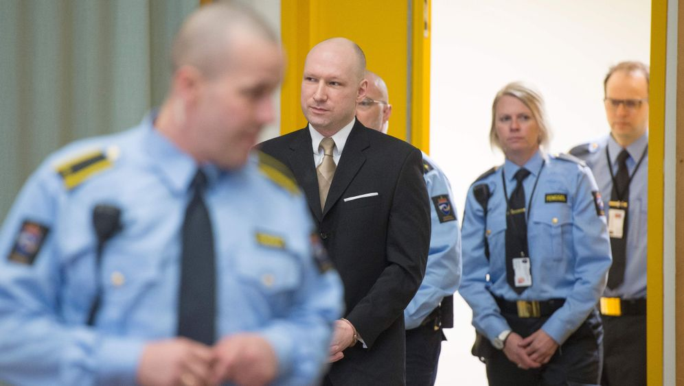 Breivik-Klage: Die Rechte eines Massenmörders