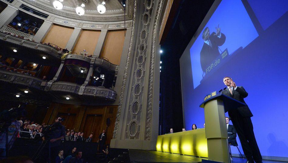 Dreikönigstreffen der FDP: Liberale Lebenszeichen
