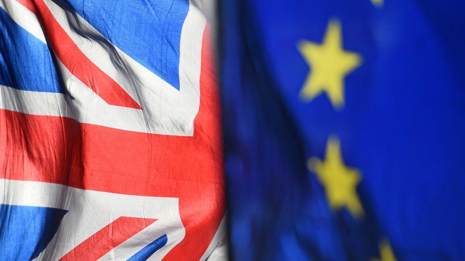 Großbritannien und die EU: Schon wieder droht Streit