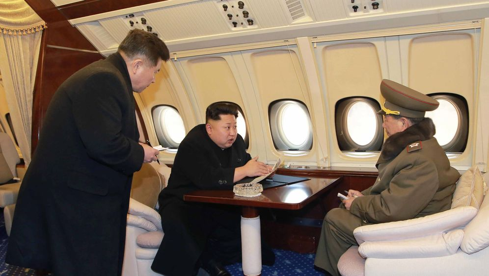 Nordkorea: Der Diktator und sein Flugzeug