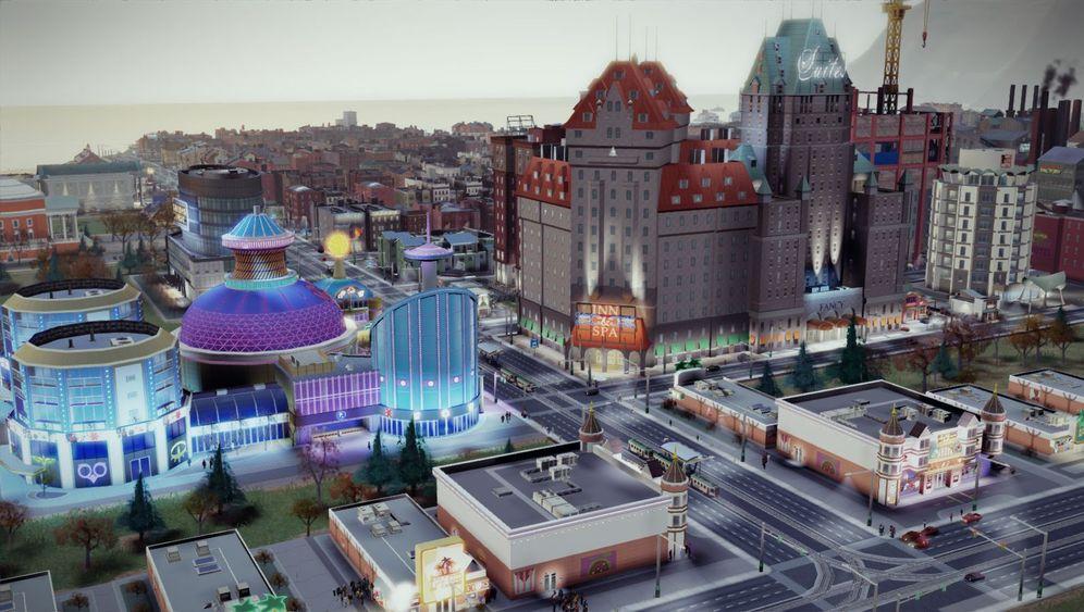 """Städte-Simulation: So sieht das neue """"SimCity"""" aus"""