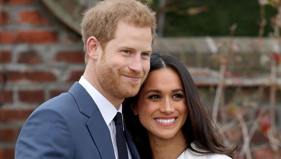 Prinz Harry Meghan Markle Alles Zur Royal Wedding Der Spiegel