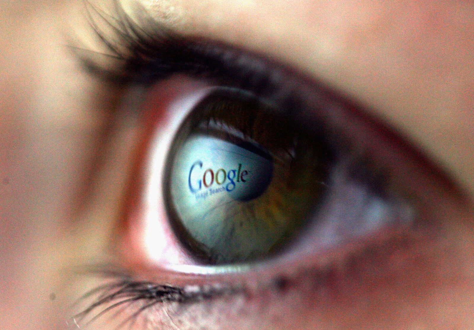Google / Logo / Auge