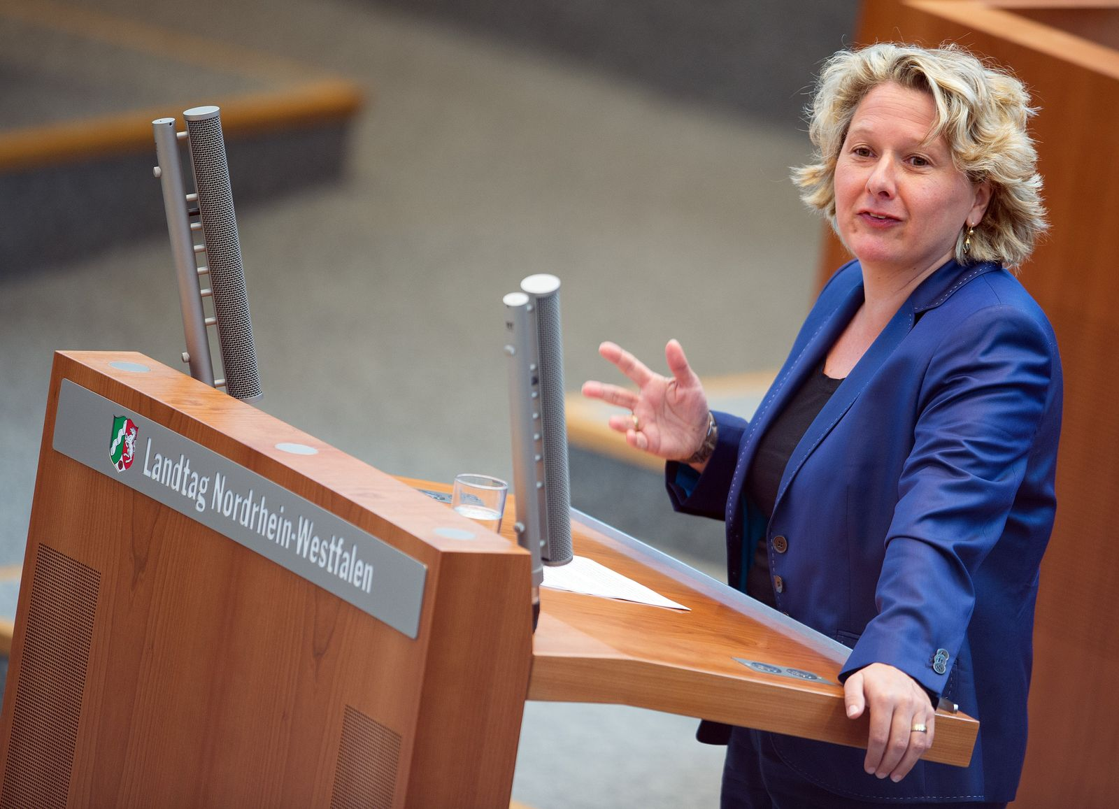 Bildungsminister 2015/ Svenja Schulze