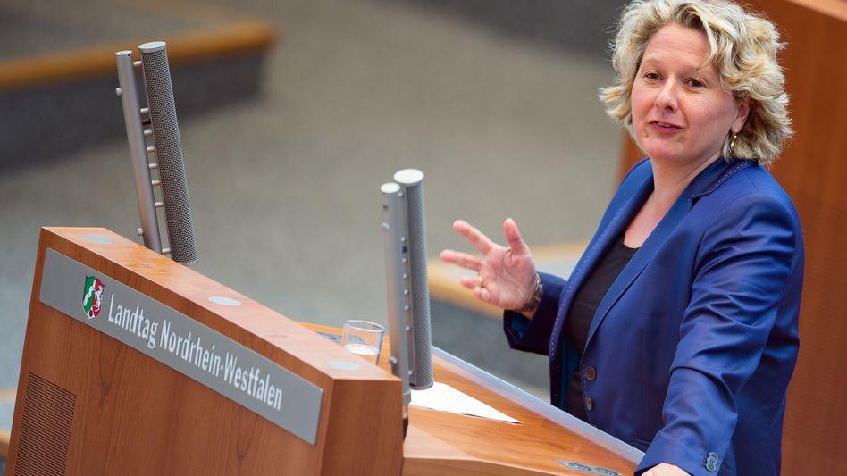 Will Hochschulen belohnen, an denen Studenten erfolgreich studieren: NRW-Wissenschaftsministerin Svenja Schulze (SPD)
