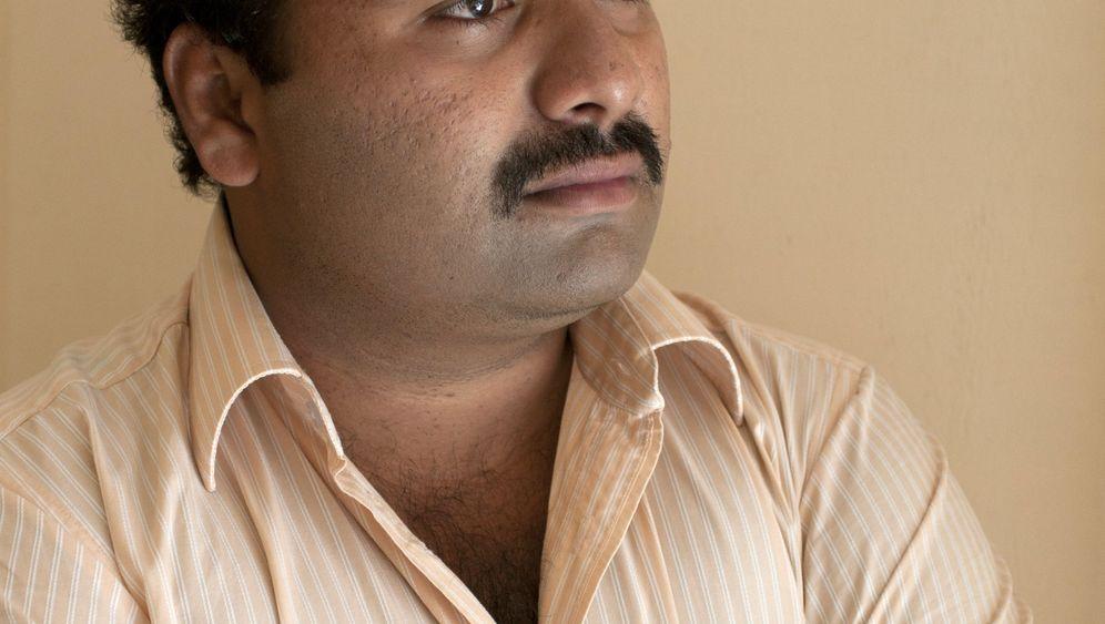 Indischer Koch: Ernährer der Armen