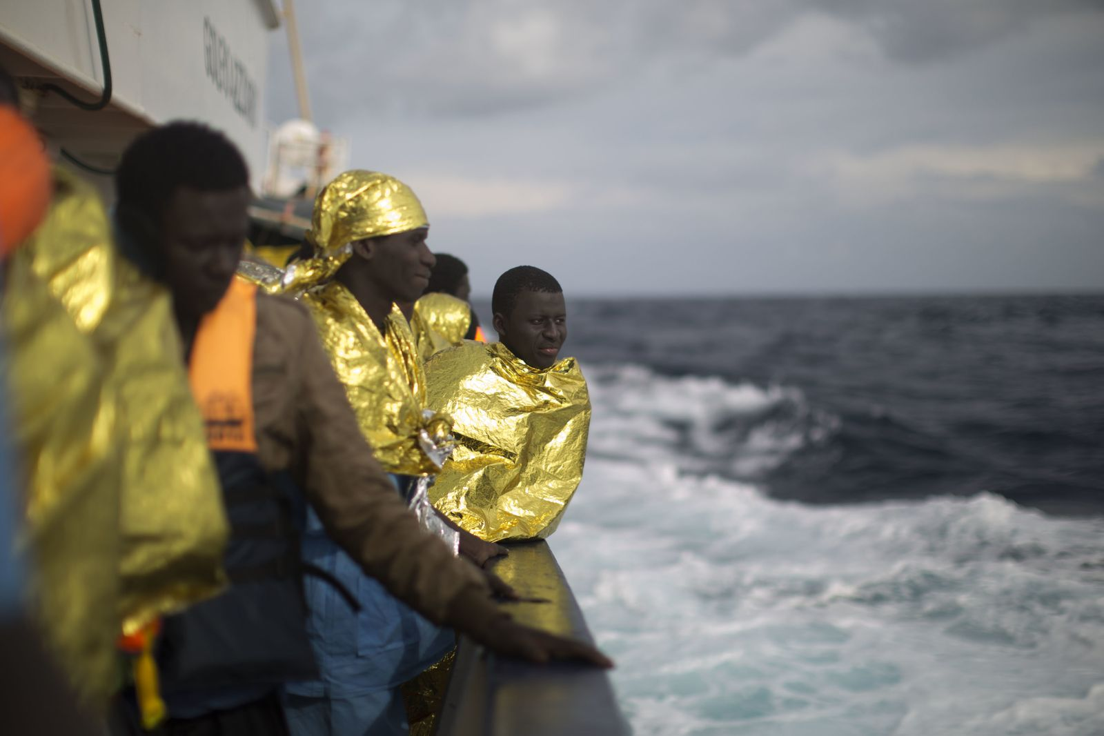 Libyen / Flüchtlinge