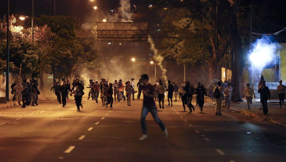 Proteste in Venezuela: Aufstand der Frustrierten