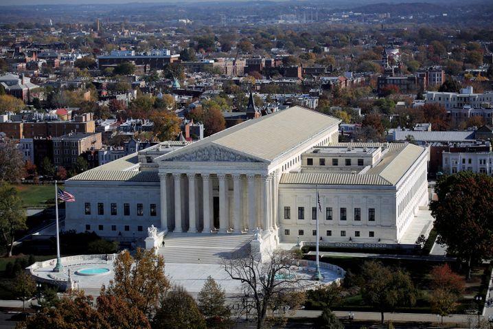 Oberster Gerichtshof in Washington