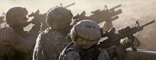 Soldaten in Afghanistan: Jetzt fängt die Arbeit an