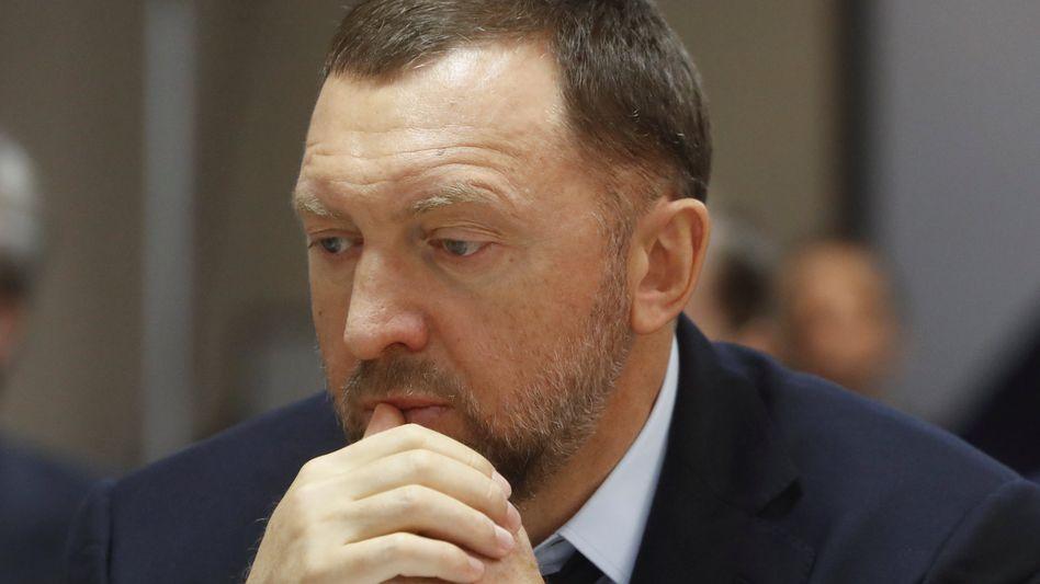 Oleg Deripaska (Archivbild)