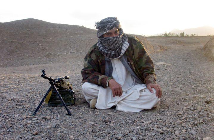 Taliban in Maydan Shahr, Wardak-Provinz: Kabul militärisch einnehmen, nicht durch Verhandlungen