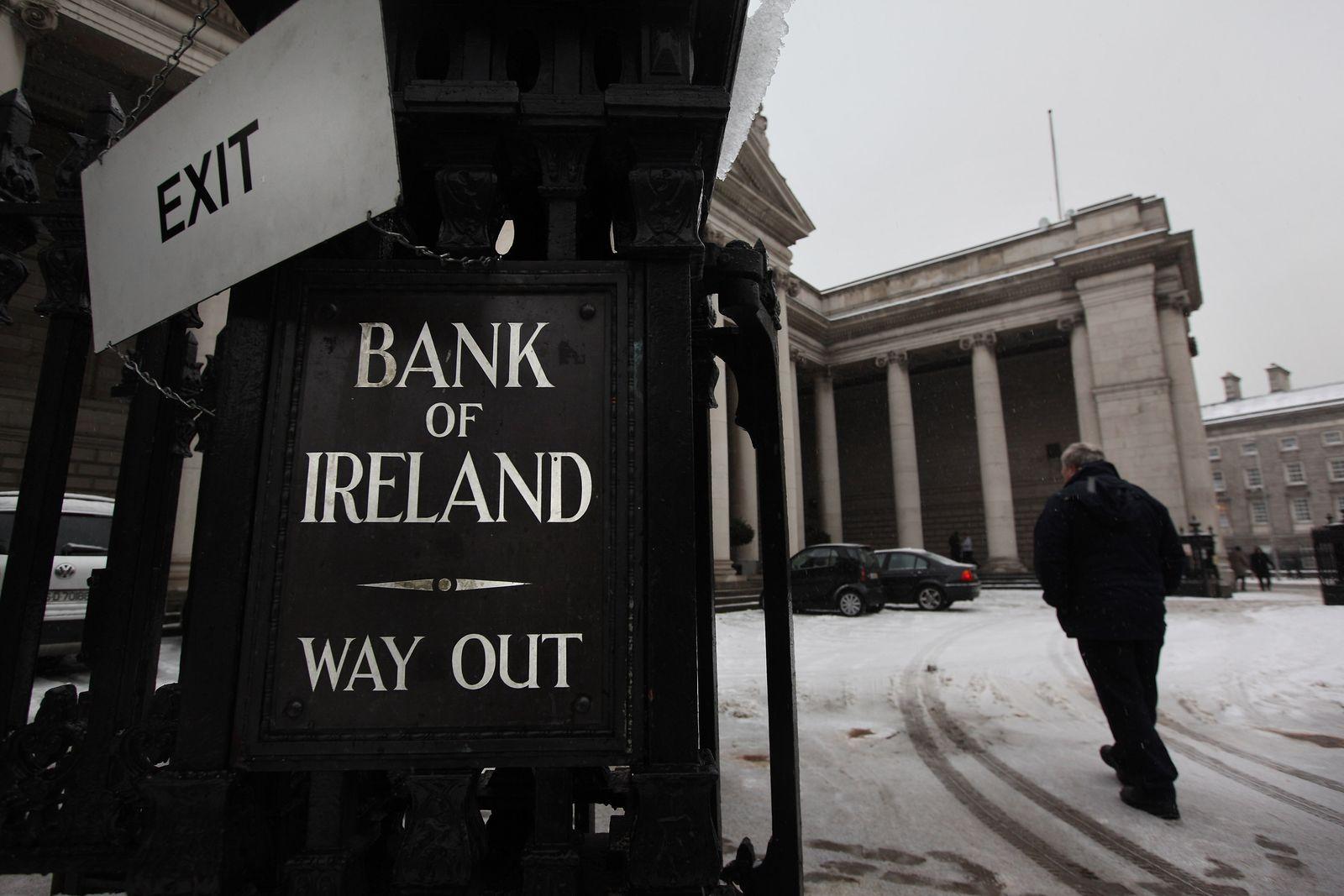 Irland / Krise