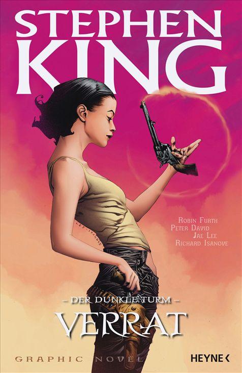 Tageskarte 12.04.10 / Buch / Stephen King / Der dunkle Turm / Verrat