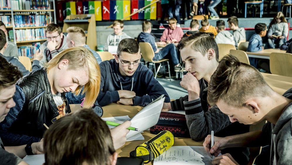 """Deutscher Schulpreis 2015: """"Respektvoller und wertschätzender Umgang"""""""