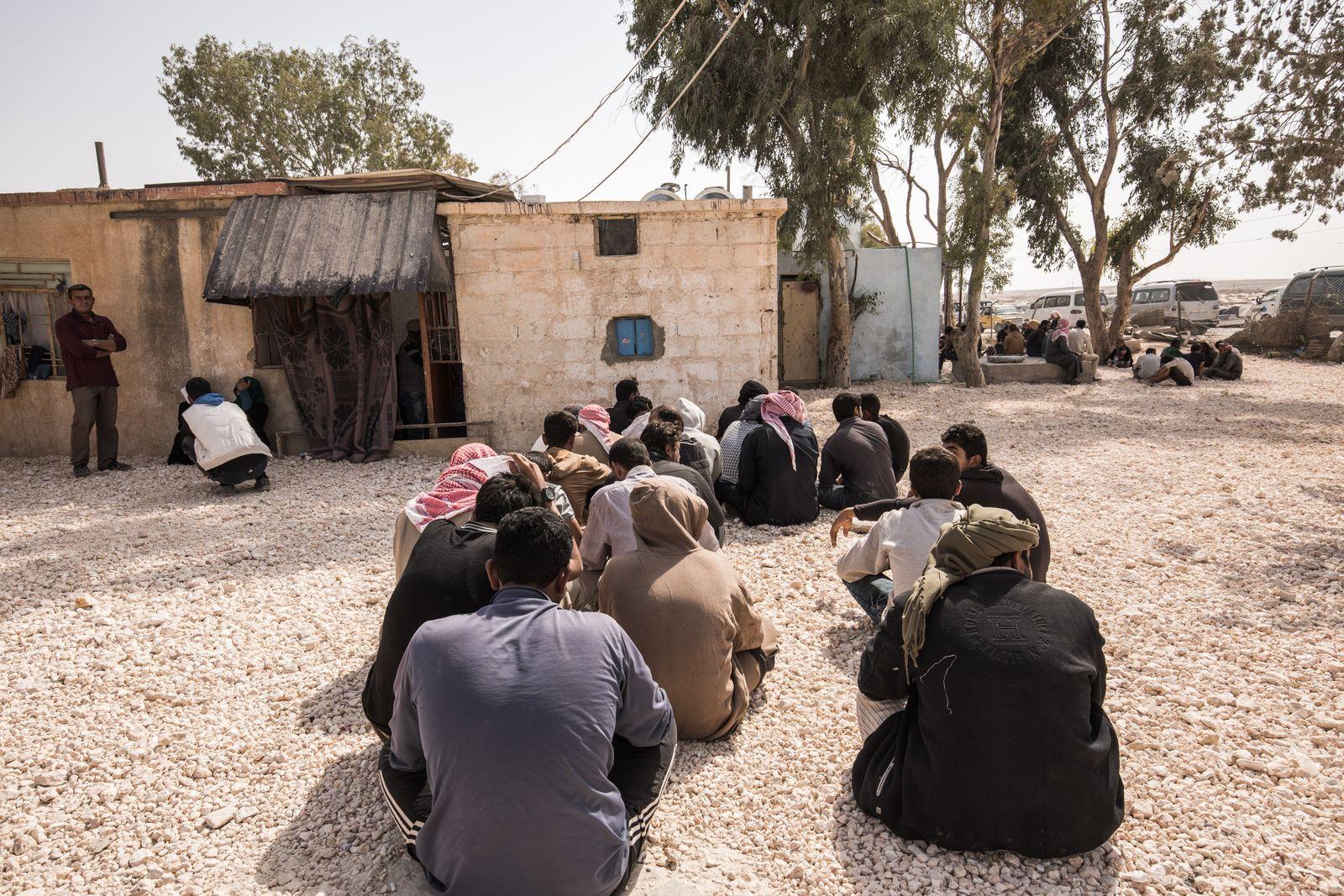 EINMALIGE VERWENDUNG Syrien/ IS-Verdaechtige