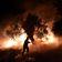 Südeuropa erlebt weitere Nacht im Feuerschein